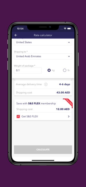 shop-and-ship-app