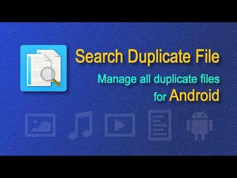 search-duplicate-file