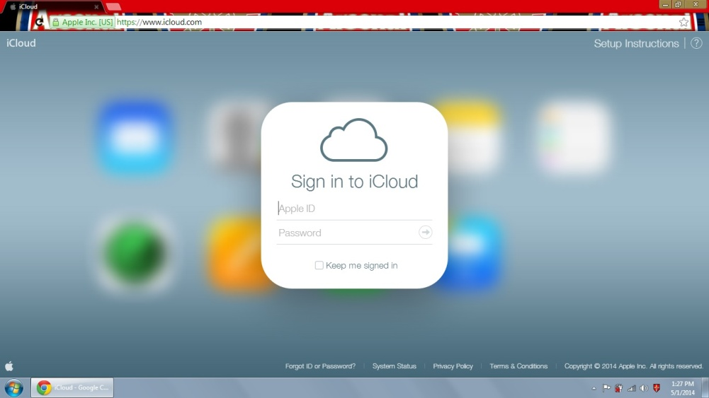 icloud-android