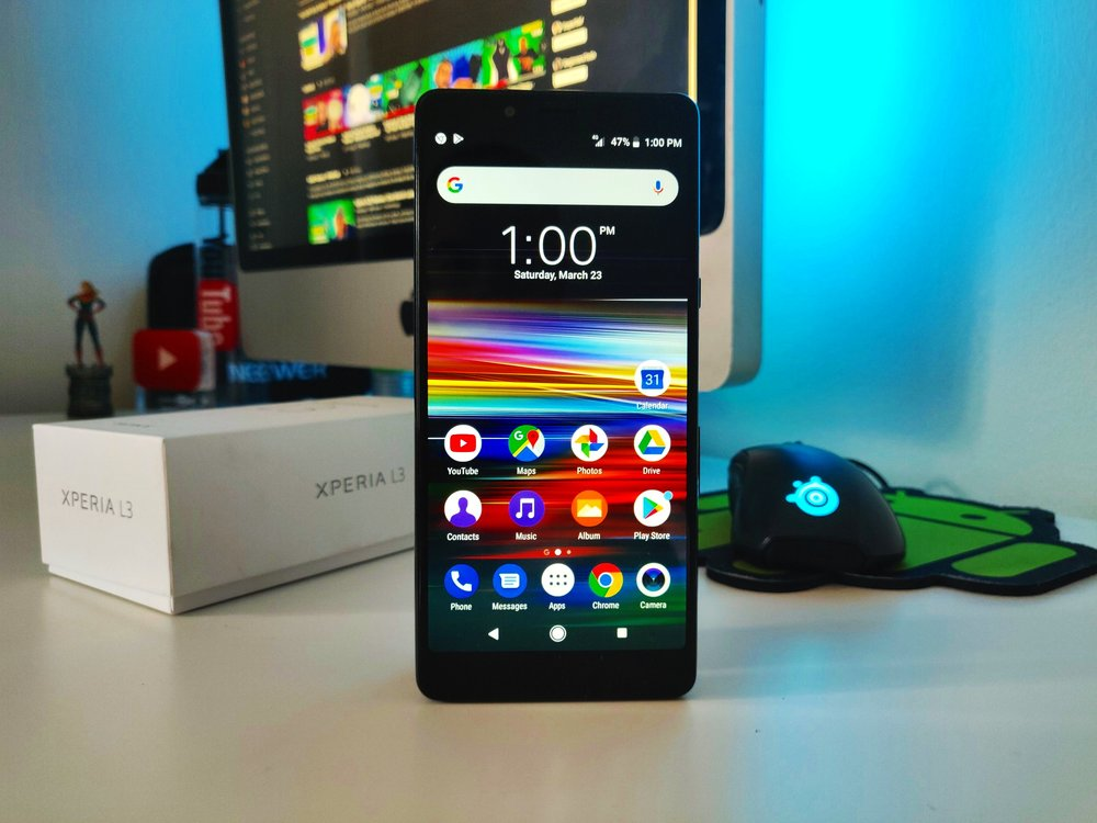 sony-xperia-l3-unboxing