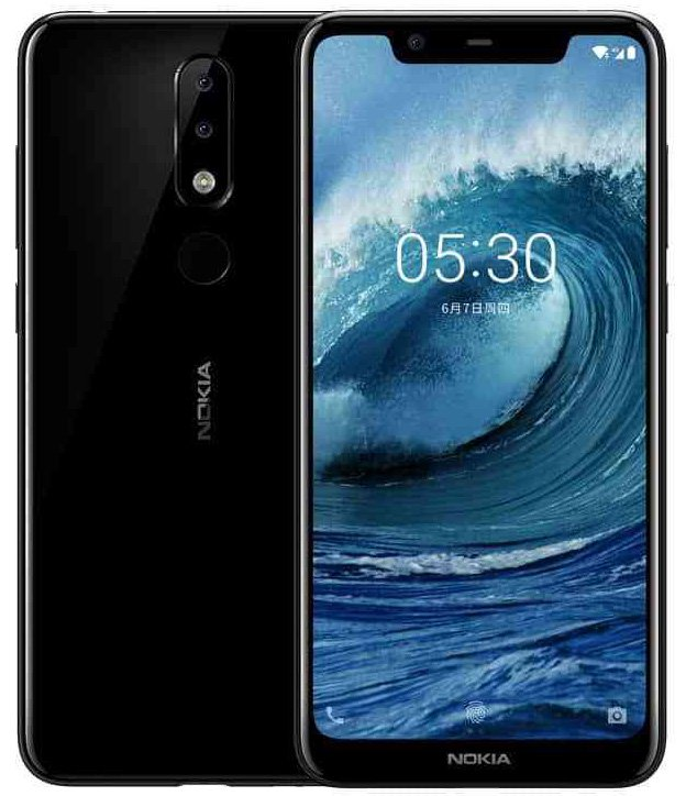 nokia-5-1-plus-design